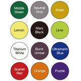 Timbertech Acrylic Verf-12 Colors(30ML)_