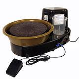 Airgoo AG-60 elektrische pottenbakkers draaischijf (Tafelmodel)_