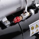 Airbrush Set Fengda FD-186K(AS-186K) met compressor FD-186, Airbrush BD-130 en accessoires _