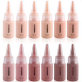 Timbertech S/B Airbrush Foundation met 12 x 10 ml-injectieflacons_