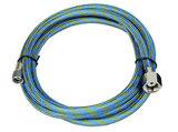 Airbrushslang Blauw Fengda BD-21  1.5m - G1/8-G1/4_