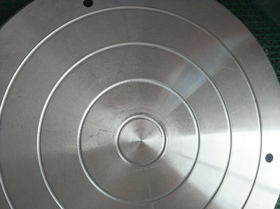 Metal Disc for Pottery Wheel AG-60