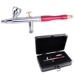 Airgoo Elegant Airbrush Pistool AG-100 met 0.20mm Nozzle en Snelkoppeling