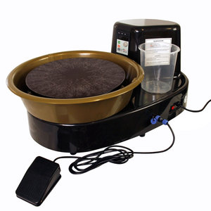 Airgoo AG-60 elektrische pottenbakkers draaischijf (Tafelmodel)