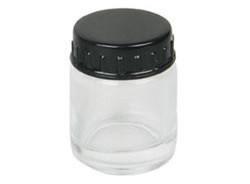 Glazen verfbeker voor de airbrush Fengda BD-01, 22ml