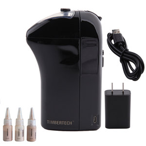 Timbertech Luxe Cordless Airbrush Makeup System MK-300 With Airbox Foundation