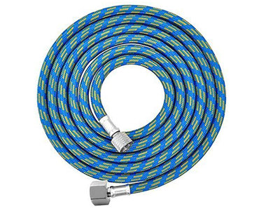 Airbrushslang Blauw Fengda BD-21  1.5m - G1/8-G1/4